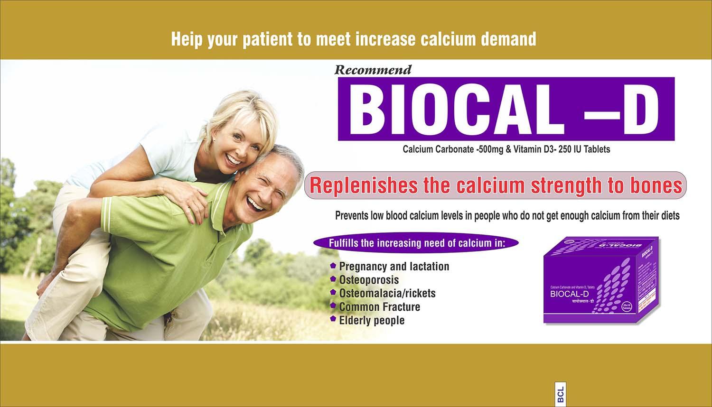 Biocal-d
